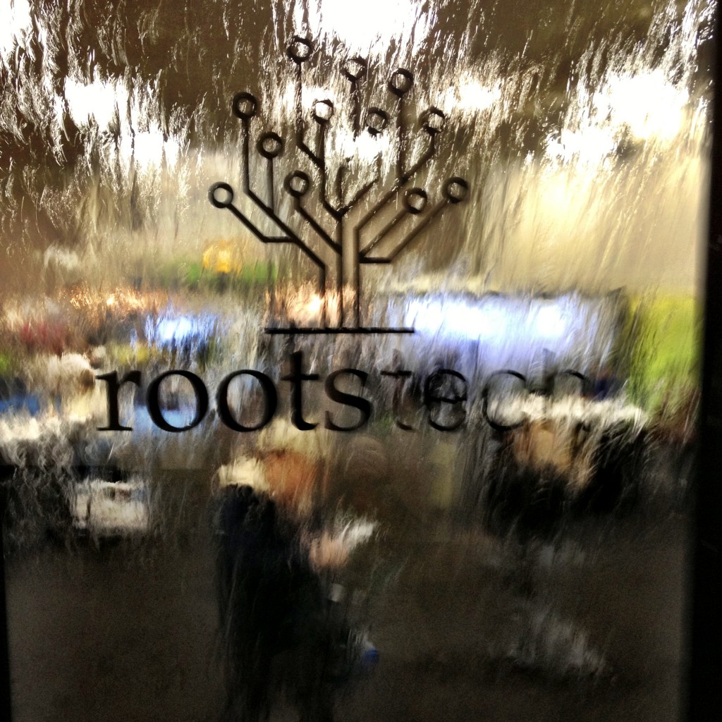 RootsTech 2013 logo
