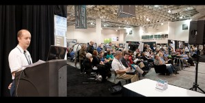 Darrin Lythgoe speaking at RootsTech 2011