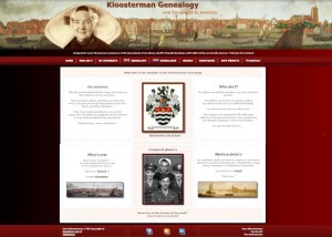 Kloosterman-website